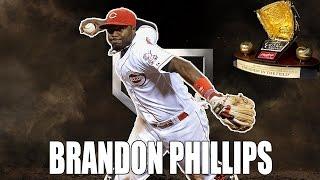 MLB Gold Glovers: Brandon Phillips