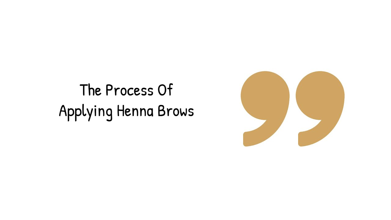 How Much Does Henna Eyebrows Cost? | O.P. LASHES STUDIO