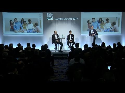 Nestlé Investor Seminar 2017 | Q&A session with CEO and CFO