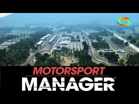Motorsport Manager Let's Play #4 - Back on Track in Italy