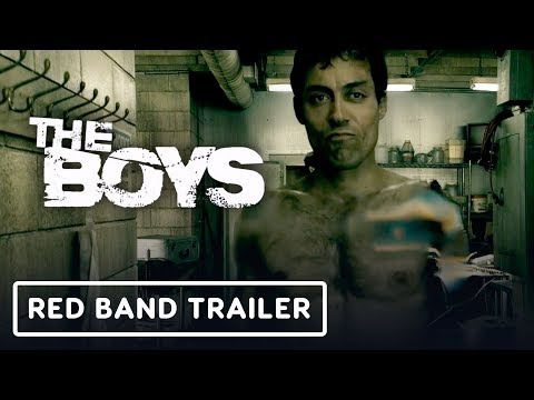 Amazon's The Boys: Official Red Band Trailer