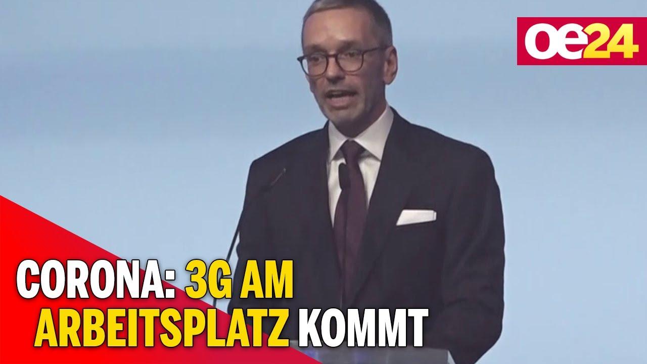 Download Corona: 3G am Arbeitsplatz kommt