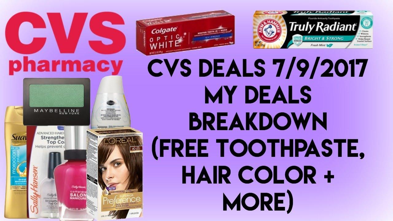 cvs deals 7  9  2017