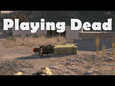 PLAYING DEAD! - Arma 3 Wasteland (Stratis) Trolling Ep. #3