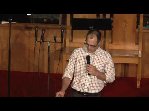 11 September 2016 – Pastor Jason Rempel - 'When It`s Hard to Believe' - John 6:53-71