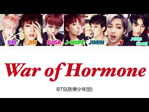 //War of Hormone ( /)-BTS()