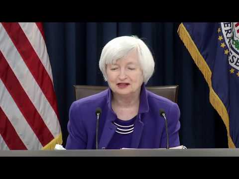 FOMC Press Conference December 13, 2017