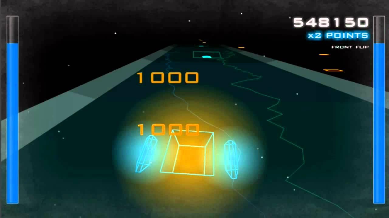 Vector Stunt (Rhythm Game) - Song: Freeze Frame - Artist: Super ...
