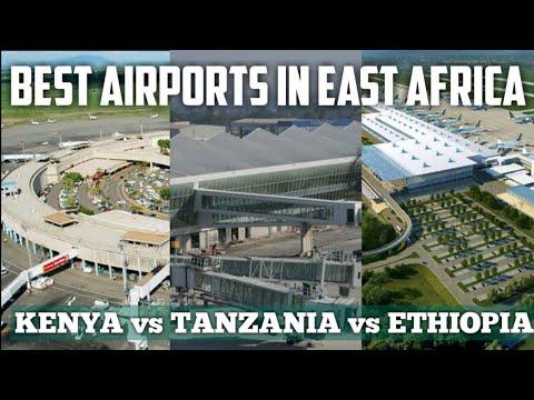 Best Airports in East Africa.. KENYA vs TANZANIA vs ETHIOPIA