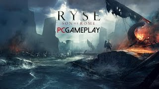 Ryse: Son of Rome Gameplay (PC HD)