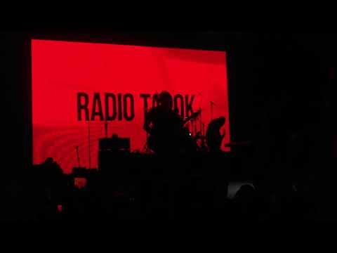 "RADIO TAPOK - Ночные ведьмы (Live at Saint-Petersburg ""Aurora concert hall"" 02.11.2018)"