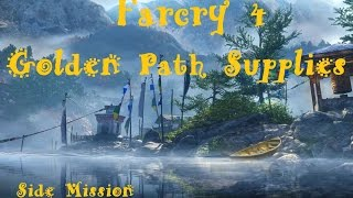 Farcry 4 - Golden Path Supplies - Side Mission 1 [No Commentary]