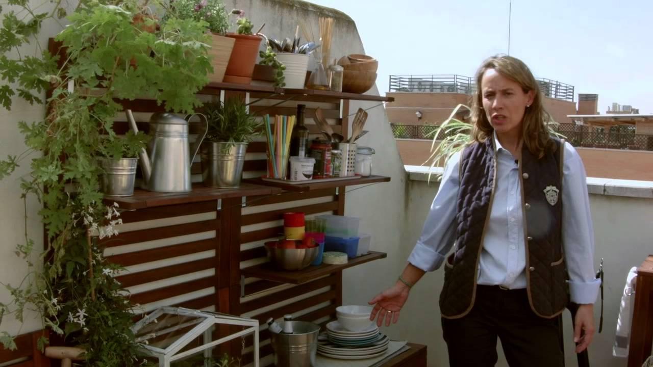 Ikea la escuela de decoraci n terraza youtube for Mobiliario de terraza ikea