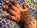 Quick And Easy Henna Design For Parties | Freehandmehndi #hennaparty #hennatattoo #hennadesign