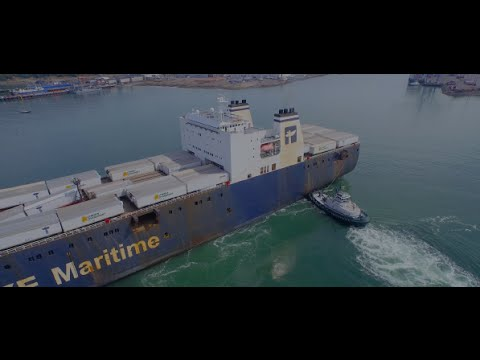 Ride Along with Foss on a Harbor Assist