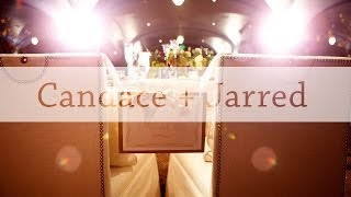 Candace + Jarred: Wedding Highlights Film Thumbnail