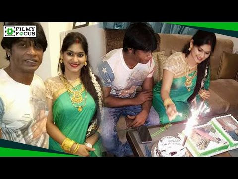 Duniya vijay Celebrates His Lovely Wife Birthday || keerthi gowda || Filmy Focus