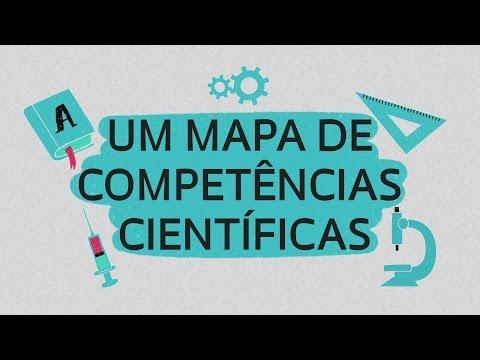 Um mapa de competências científicas