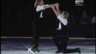Maya Usova & Alexander Zhulin Tango (1995 Gala)