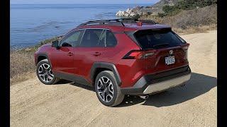 Toyota Rav4 2019 Года/Обзор И Тест-Драйв/ Настоящий Внедорожник?