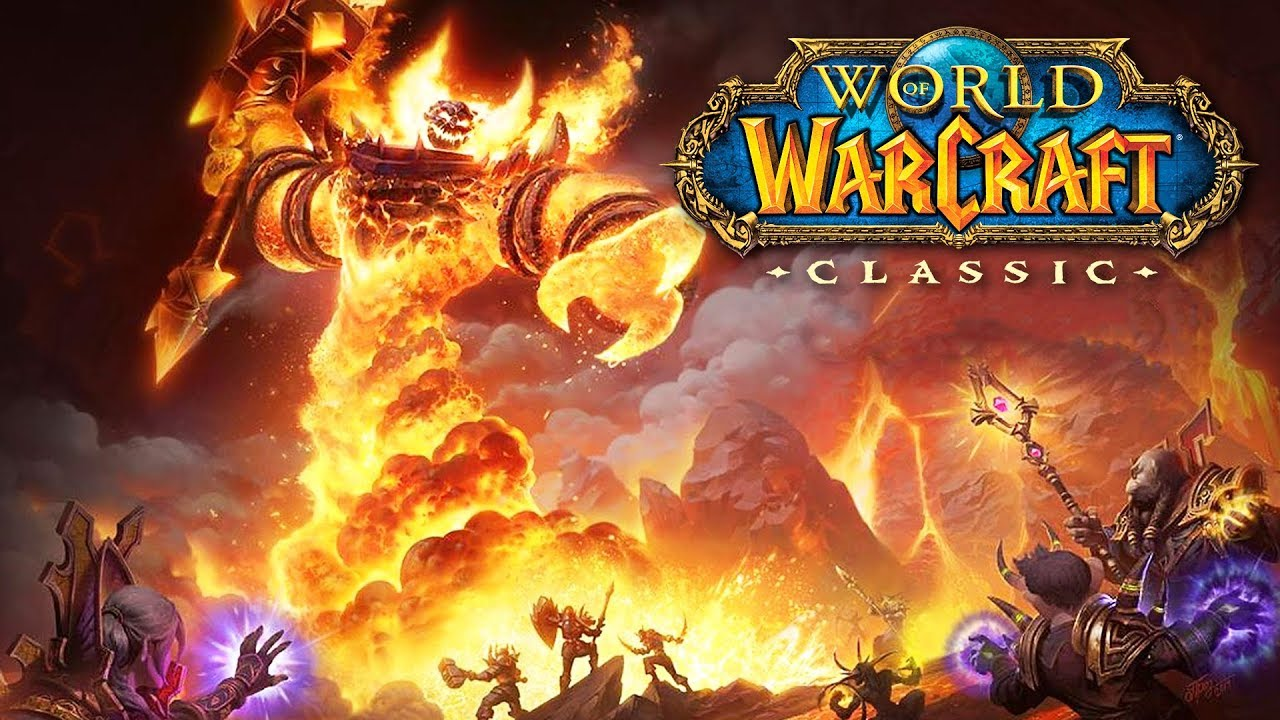 Playing World of Warcraft for the 1st Time! (WoW Classic) thumbnail