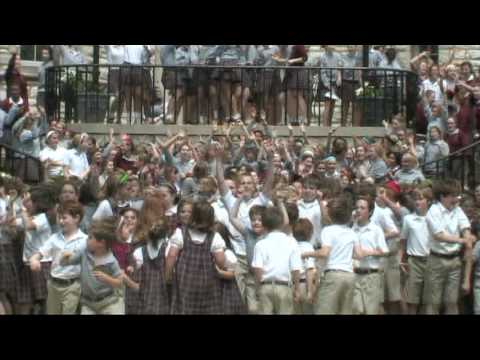 Villa Duchesne and Oak Hill School Global Dance Video