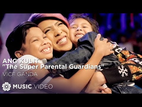 "Vice Ganda - Ang Kulit "" The Super Parental Guardians""(Official Music Video)"