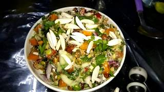 ANKURIT SALAD | healthy and tasty recipe |