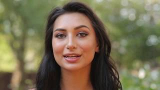 Miss Earth Pakistan 2016 Anzhelika Tahir eco video short version