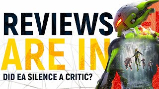 EA Accused Of Silencing Critical Review | Anthem Review Are BioWares W