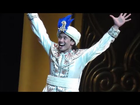 Final Performance of Aladdin: A Musical Spectacular - Disney California Adventure - HD