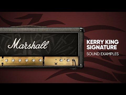 Marshall Kerry King Signature – Sound Examples – Softube