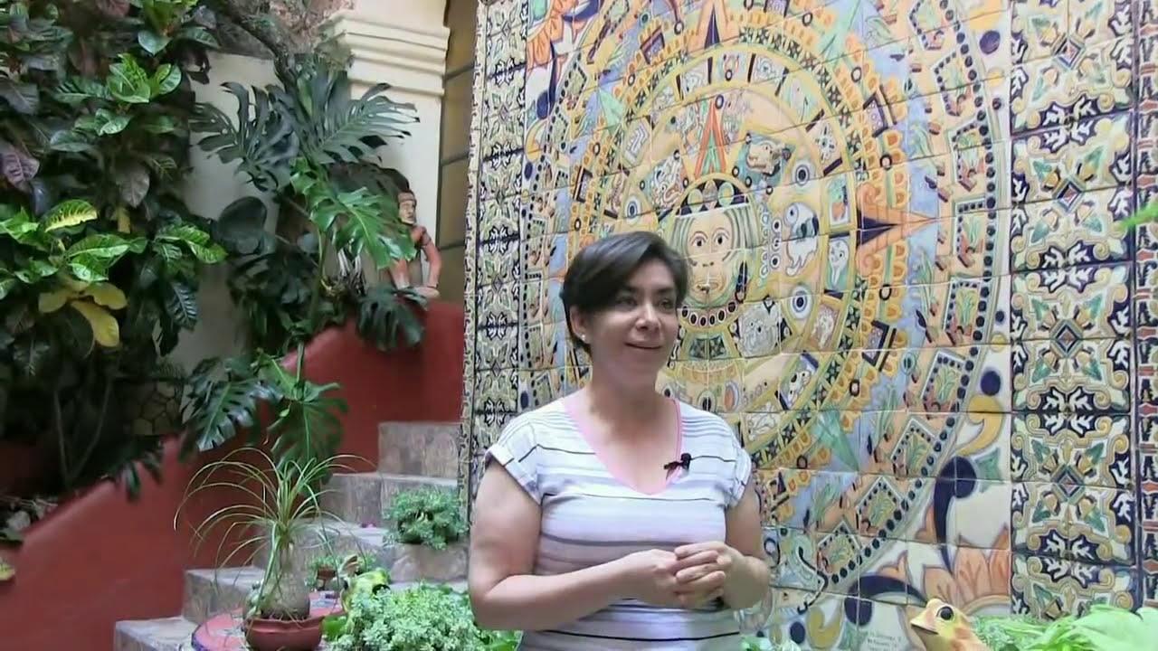 Casa de Las Lagrimas en Taxco Guerrero