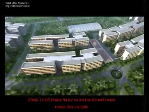 Khởi công xây dựng Trường Đại Học Thủ Dầu Một ?