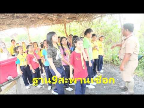 กิจกรรมเข้าค่ายลูกเสือสามัญปี2558 โรงเรียนกล่อมปฐมวัยชลบุรีชุด1