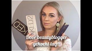 Door beautyblogger gekocht tag!! Thumbnail