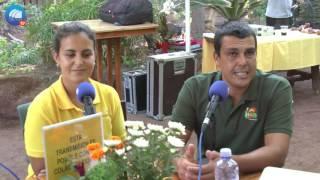 Especial Oasis Park - Orlando Cabrera y Yarely Hernández (17-10-2016)