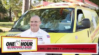 One Hour Heating & Air | Heating & Air in Birmingham