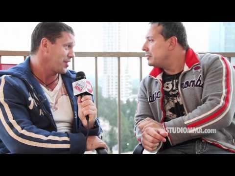 Amir Perets  Interview- MMA/Krav Maga Specialist