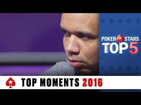Top 5 Poker Moments | PokerStars