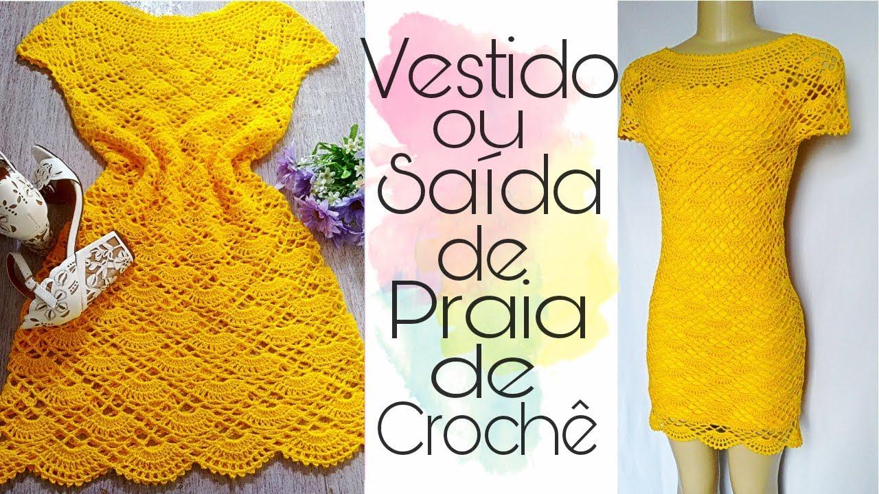 bfc08e442011 Vestido de crochê: charme e delicadeza no look
