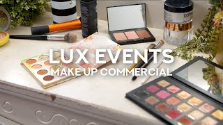 LUX Events: Make-Up & Skincare Masterclass (English Version)
