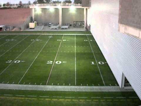 University Of Phoenix Stadium field rollout
