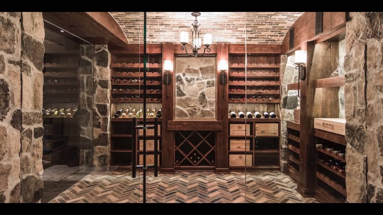Wine Cellar Ideas Home Design: Wine Cellar Design By Papro Consulting, 'Rustic Tuscan