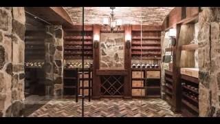 Wine Cellar Design by Papro Consulting, 'Rustic Tuscan'