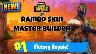 *NEW* Bandolier Skin (Gameplay) | Fortnite Battle Royale