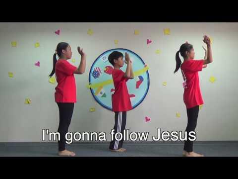 2.I've decided to follow JESUS