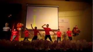 [TLTN 2012] - Nhảy Stronger