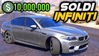 🔥SUPER🔥 GTA 5 Online - SOLDI INFINITI 1.45! +10,000,000$ in 5 min (Glitch Patch 1.45) ITA