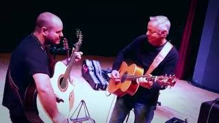 Toto's Africa performed by Andy McKee and Tommy Emmanuel